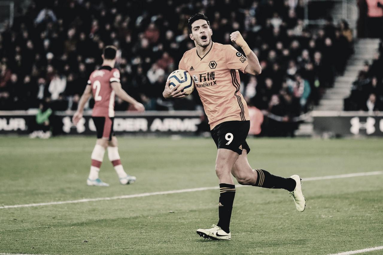 Wolverhampton surpreende, vira sobre Southampton no segundo tempo e mantém ascensão