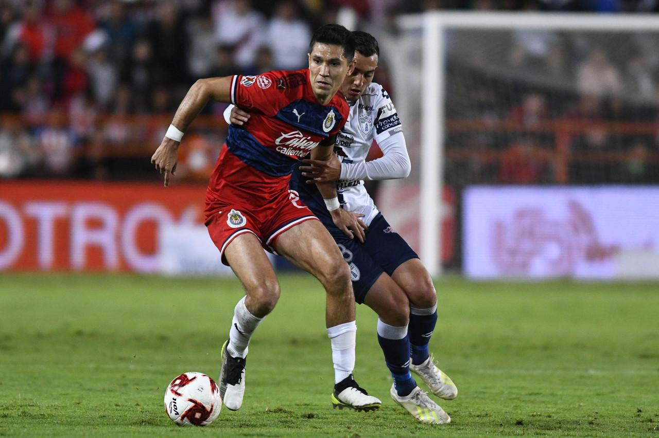 Tuzos y Chivas dejaron el Estadio Hidalgo sin emociones