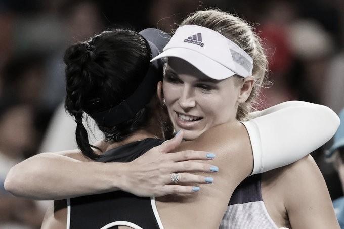 Em clima de despedida, Wozniacki vence Ahn com facilidade e avança no Australian Open