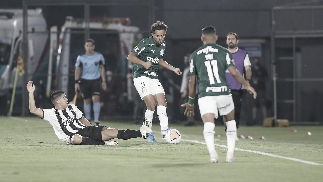 Descansado Palmeiras tem completo Libertad por vaga nas semis da Libertadores