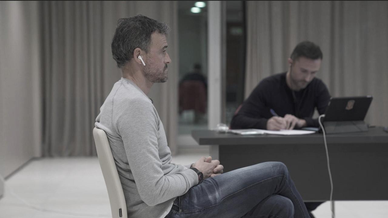 La selección de Luis Enrique se verá las caras con Italia el 6 de octubre de 2021 en Milán | Foto: @SeFutbol