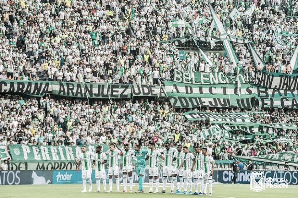 Así llega Atlético Nacional para su debut en Copa Conmebol Sudamericana 2020