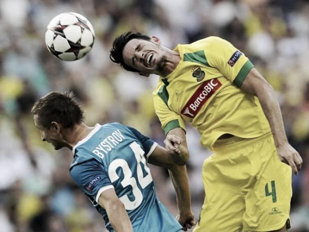 Paços de Ferreira é goleado e praticamente dá adeus à Liga dos Campeões