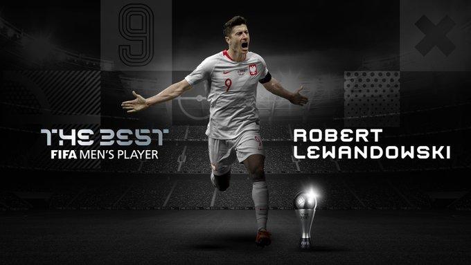 """Lewandowski """"The Best"""""""