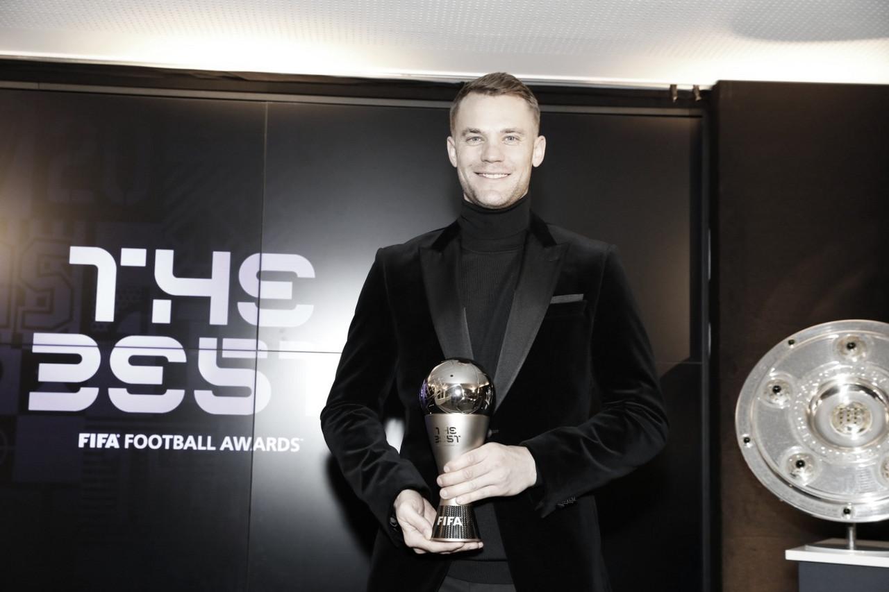 Manuel Neuer, mejor guardameta del 2020