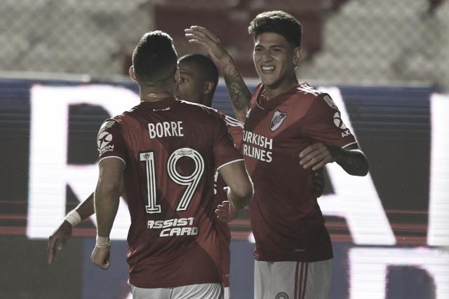 River pasó a Semifinales con una goleada histórica