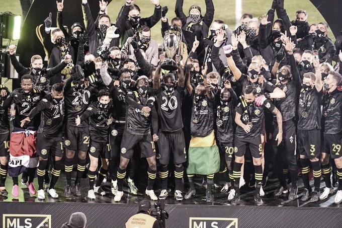 Columbus Crew SC se proclama campeón de la MLS Cup 2020