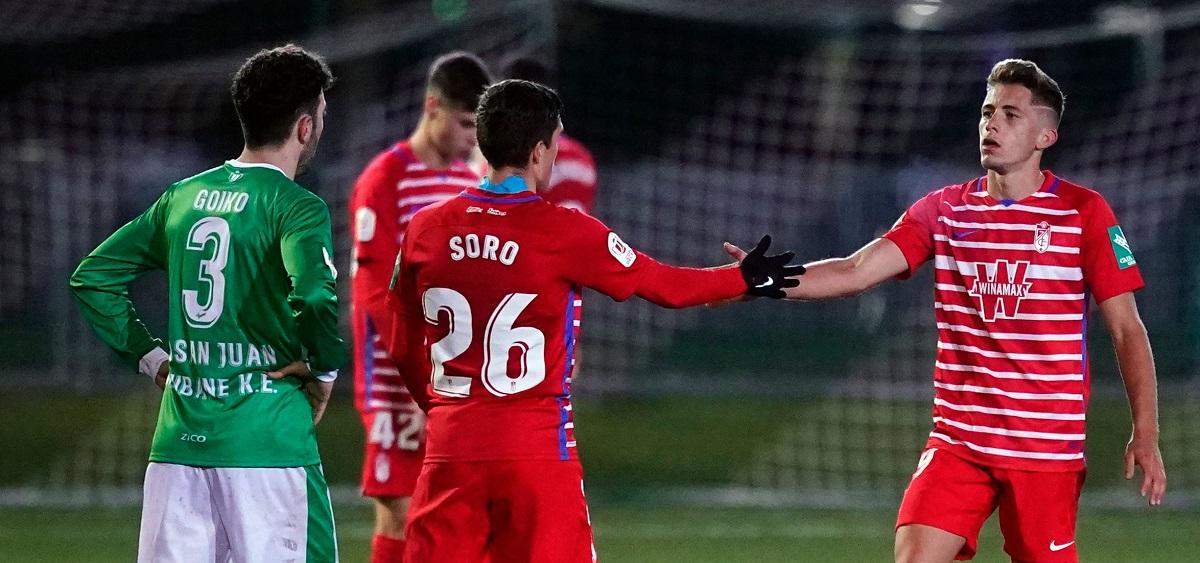 Cultural Leonesa, rival del Granada CF en segunda ronda de la Copa del Rey