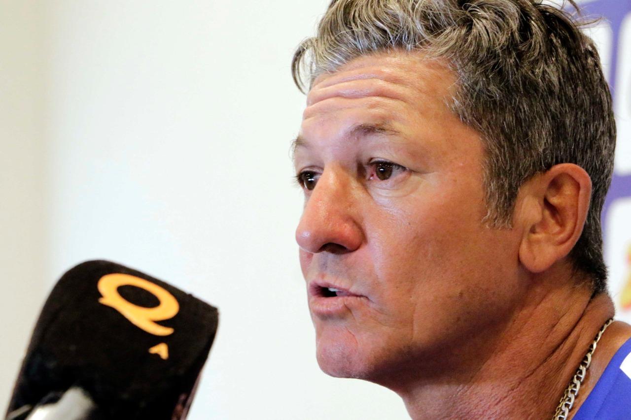 """Mario Sciacqua: """"La lesión de Ybañez nos obliga a realizar una modificación inesperada"""""""