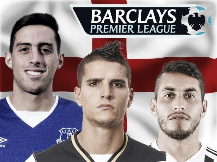 Riverplatenses en la Premier League