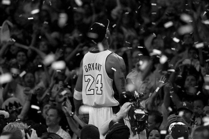 Bryant en la NBA.