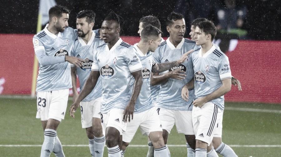 Resumen Celta de Vigo vs Cádiz CF (4-0)