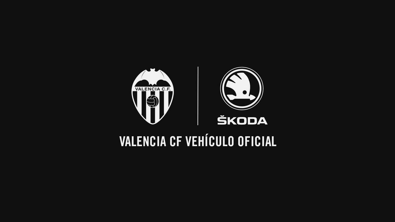 Škoda, nuevo patrocinador del Valencia