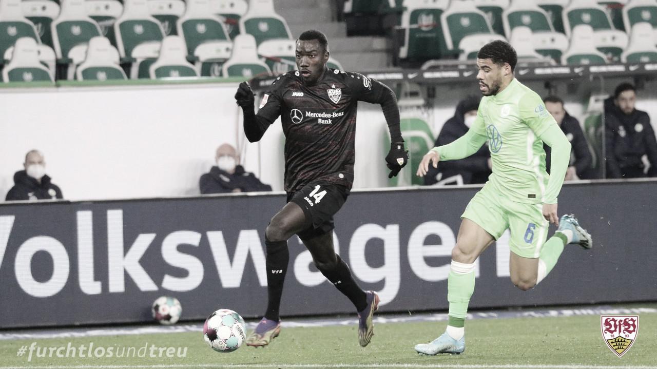 Con la fortuna de su lado, el Wolfsburgo derrotó al Stuttgart