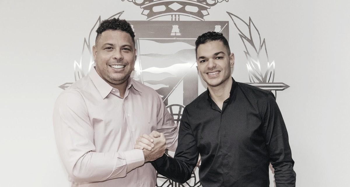 Valladolid oficializa atacante Ben Arfa como novo reforço
