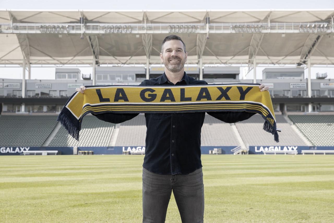 Greg Vanney es el nuevo entrenador de LA Galaxy