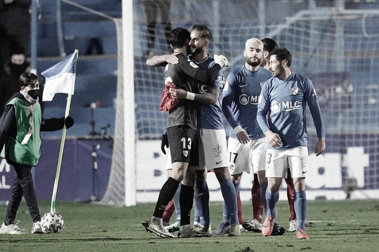 Linares Deportivo vs Sevilla FC: puntuaciones del Sevilla en la Copa del Rey 2021