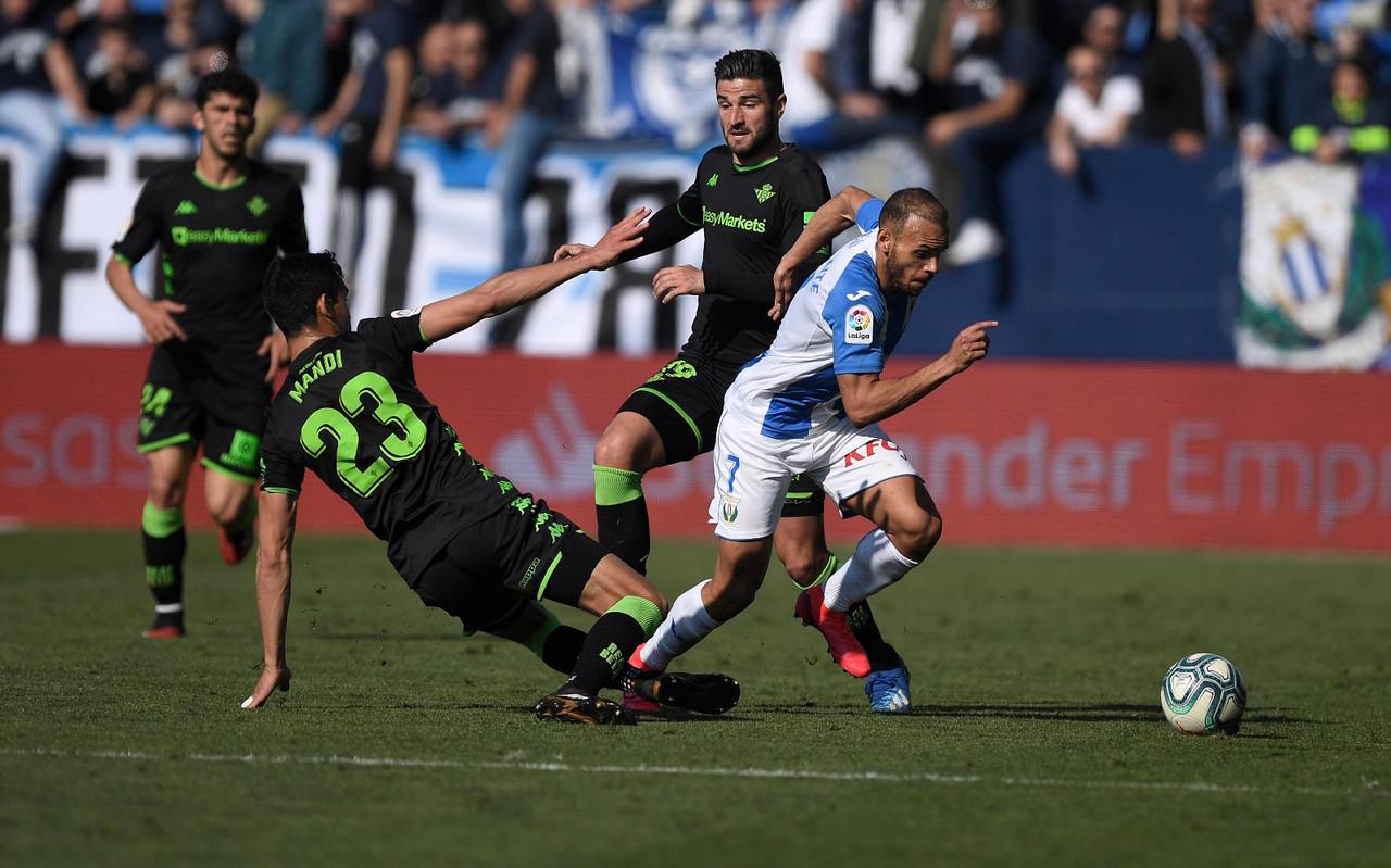 Leganés y Betis posponen el sufrimiento hasta la próxima jornada