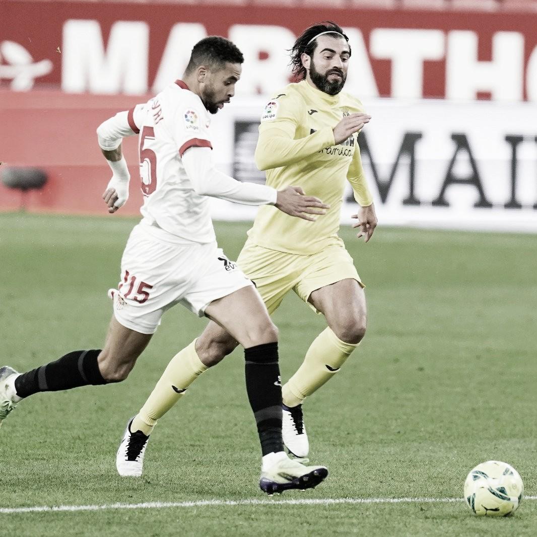 Sevilla FC - Villarreal CF; puntuaciones de la 16ª jornada de LaLiga Santander