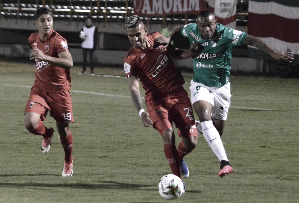 Puntuaciones del empate de Deportivo Cali ante Patriotas Boyacá