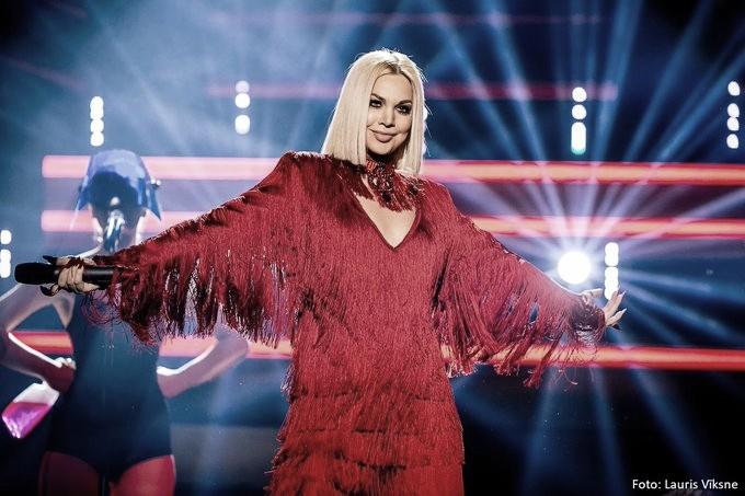 """Letonia enviará, tras seis intentos, a Samanta Tina con """"Still Breathing"""" a Eurovision"""