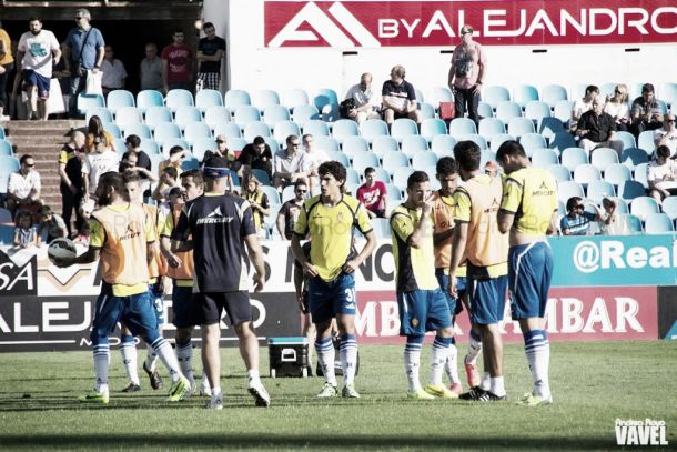 Real Zaragoza - Real Mallorca: puntuaciones del Zaragoza, jornada 7