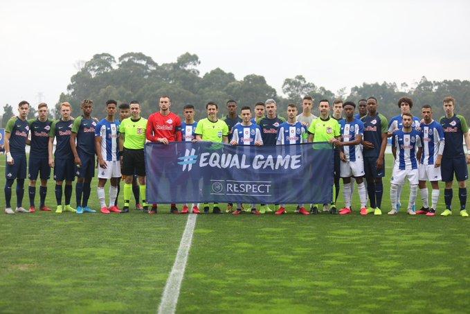 FC Porto eliminado da UEFA Youth League