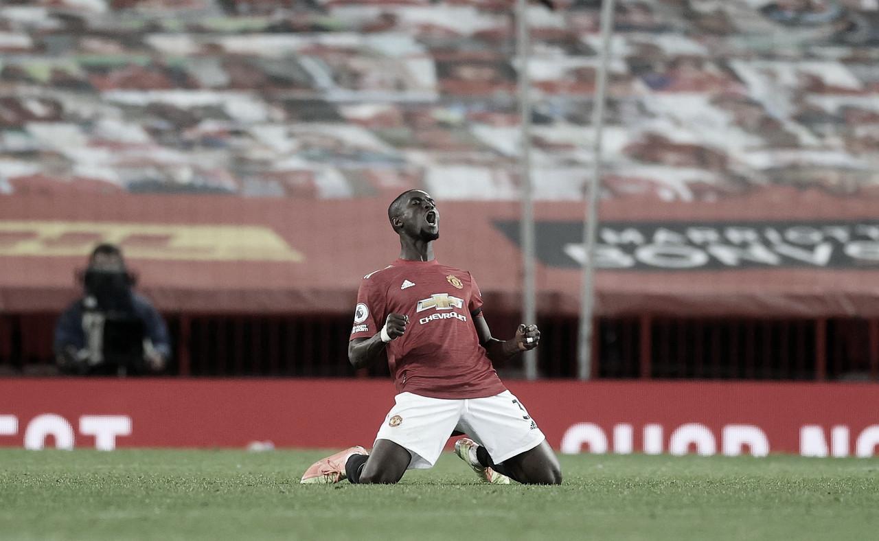 El United sigue soñando, y ya es colíder