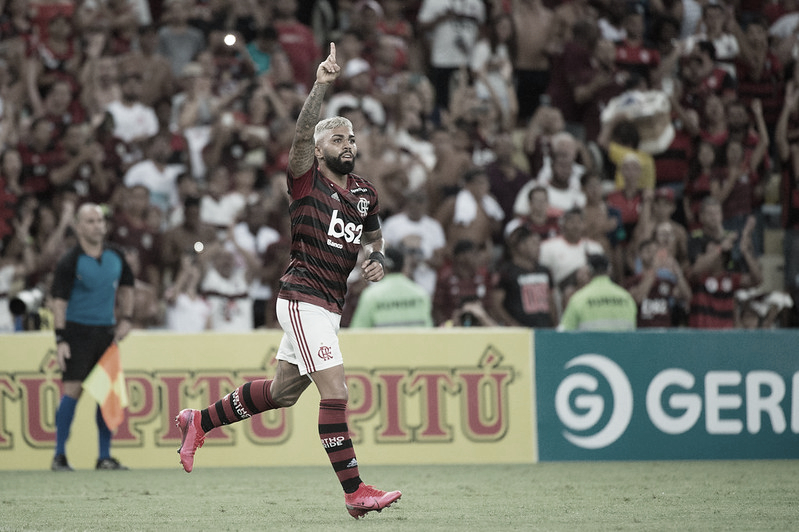 Dominante do início ao fim, Flamengo vence Madureira e vai às semis da Taça Guanabara