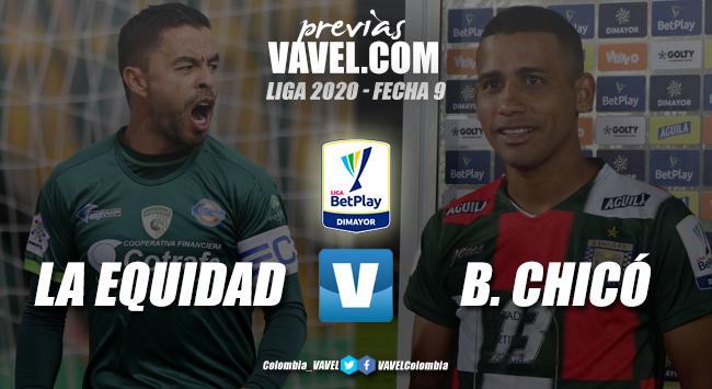 Previa La Equidad vs. Boyacá Chicó: se abre el telón de la novena fecha