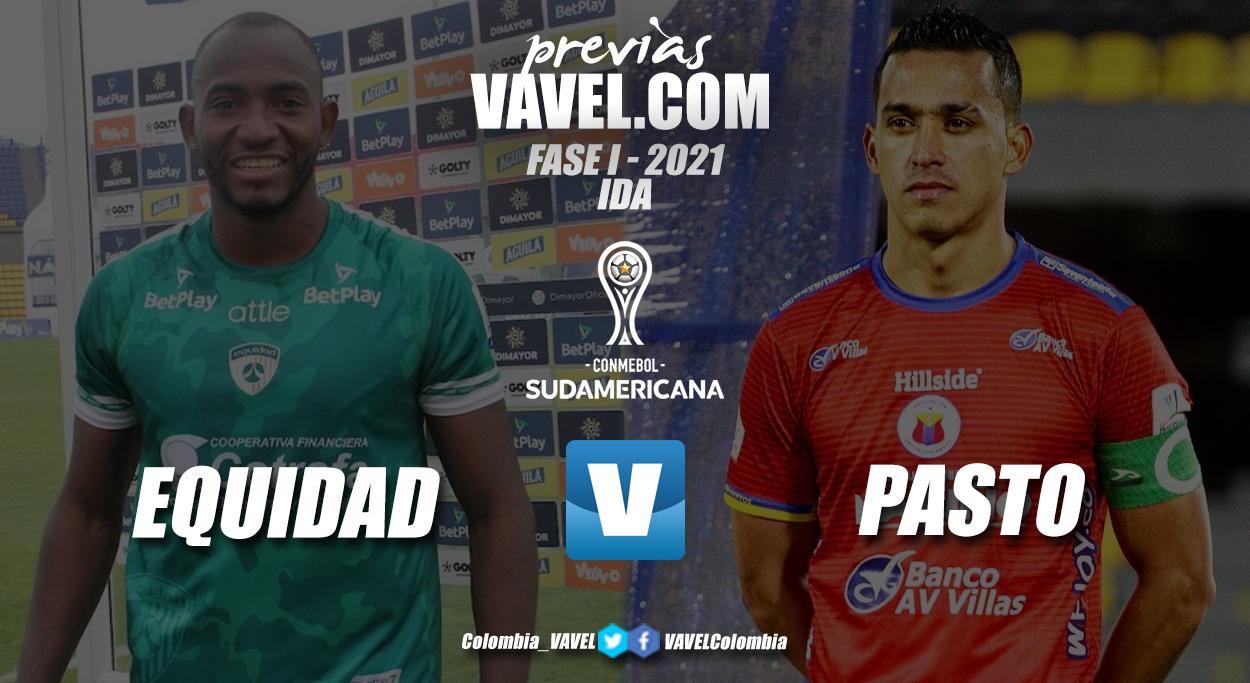 Previa La Equidad vs Deportivo Pasto: comienza el sueño sudamericano