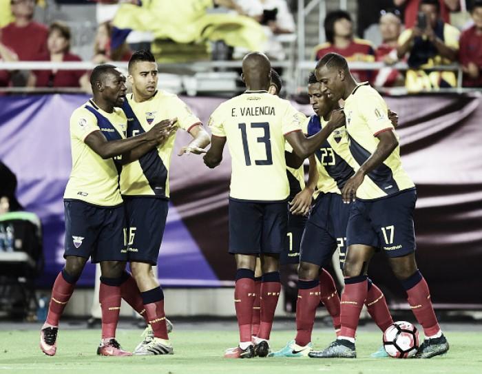 Diante do já eliminado Haiti, Equador busca vaga nas quartas da Copa América