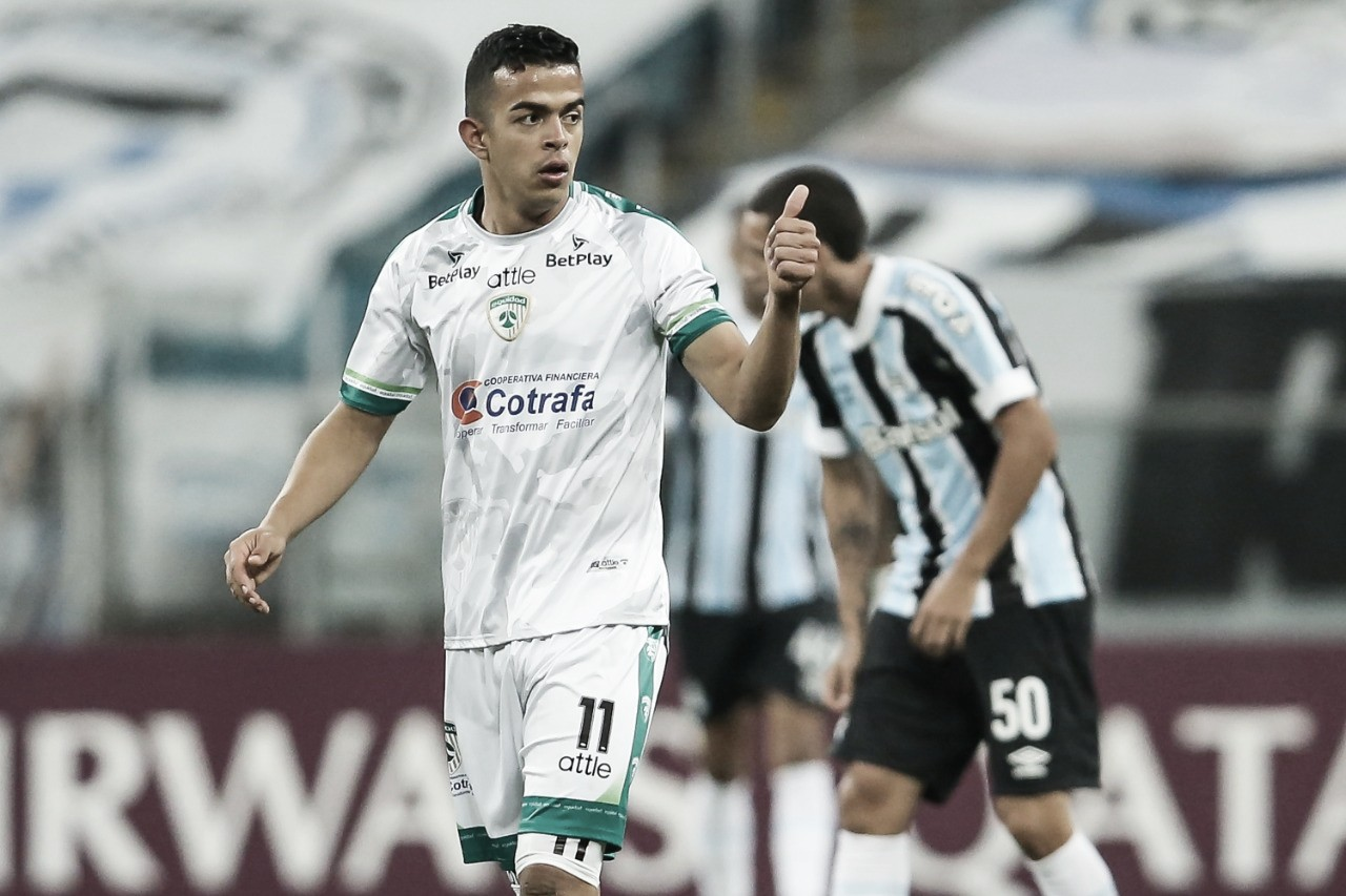 Agrio debut de La Equidad por la Copa Sudamericana en Brasil