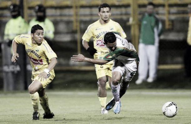 Huila se lleva los tres puntos de Bogotá y ve más cerca su clasificación