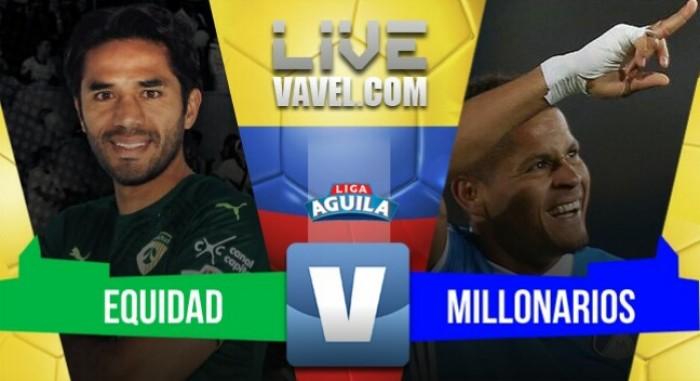 David Silva marcó y Millonarios volvió a ganar (0-1)
