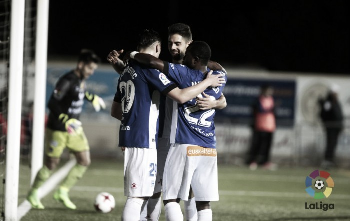 SD Formentera- Deportivo Alavés: puntuaciones del Alavés, ida de los octavos de la Copa del Rey