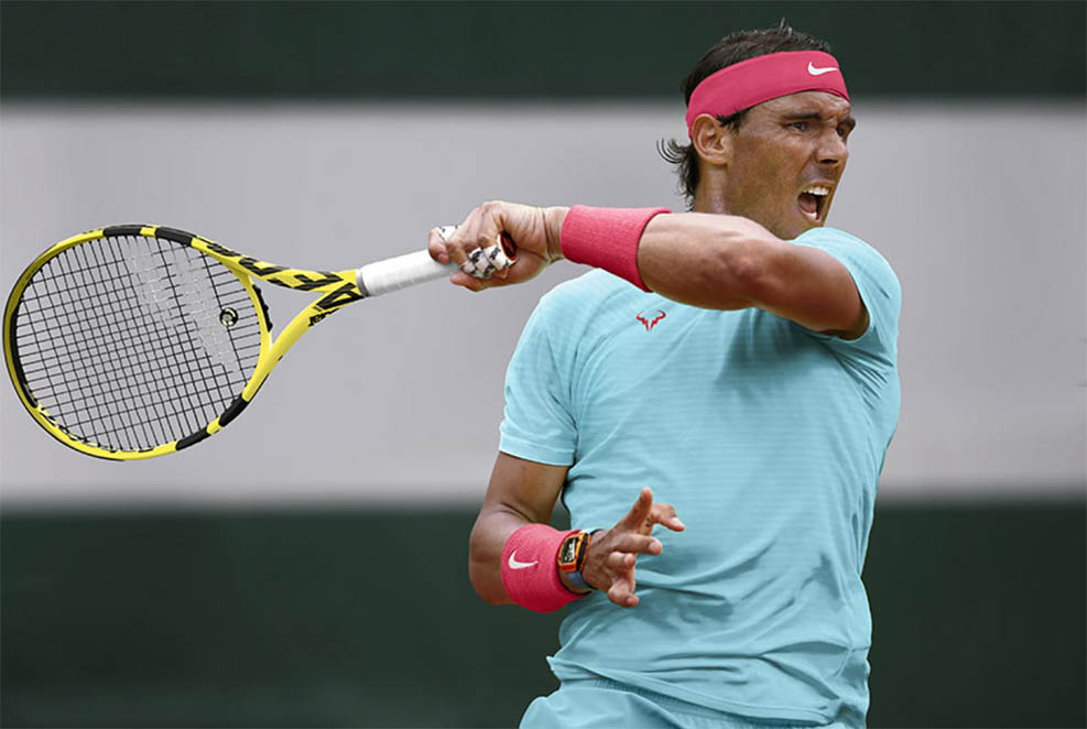 "Rafael Nadal "" it's a strange situation"""
