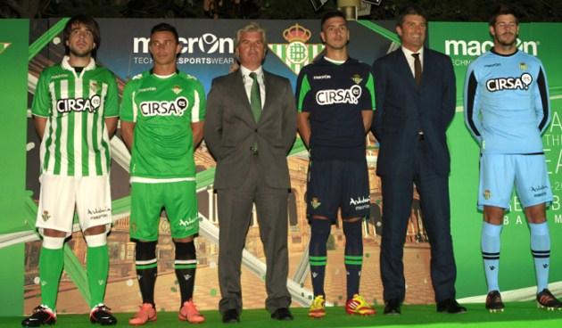 Real Betis 2012/13