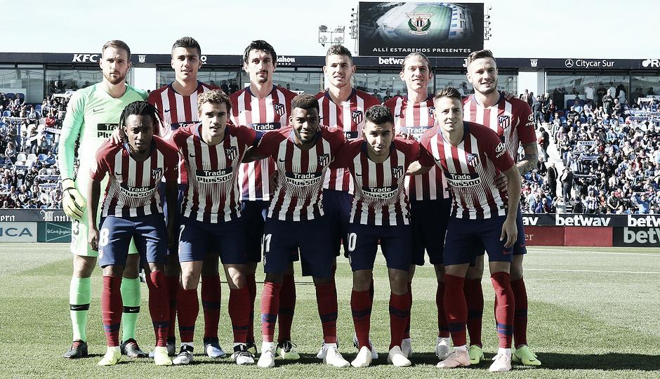 CD Leganés vs Atlético de Madrid: puntuaciones del Atlético de Madrid, Jornada 11 de LaLiga Santander