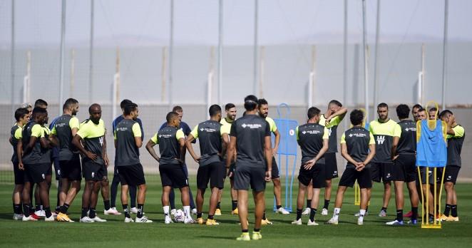 El Granada CF viaja con 24 jugadores a Albania