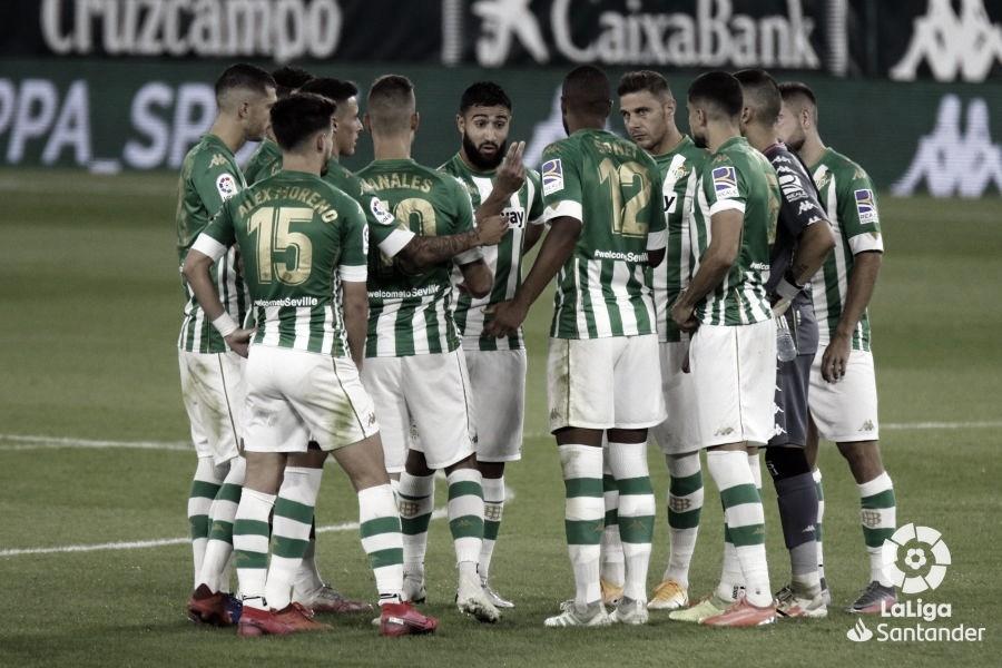 Los principales señalados del Real Betis en las nueve primeras jornadas ligueras