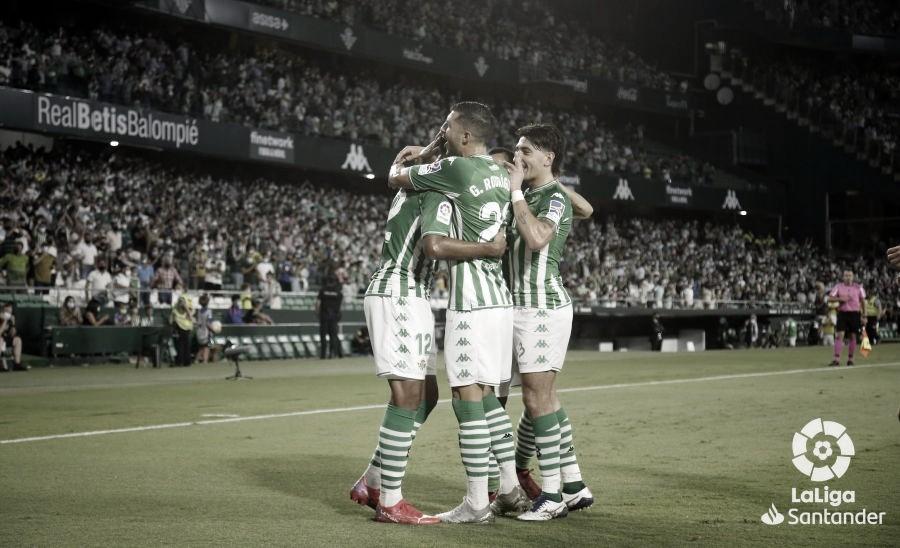 Análisis post-partido: el Betis se gusta