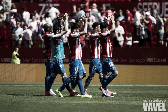 El Sporting perdió una oportunidad de oro