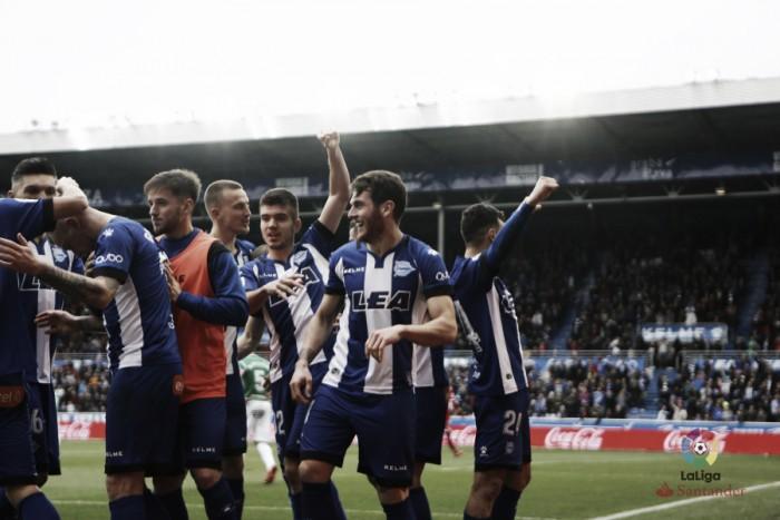 Alavés - Leganés: puntuaciones del Deportivo Alavés, jornada 20 de LaLiga