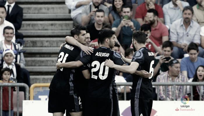 ¿El Madrid A o B?