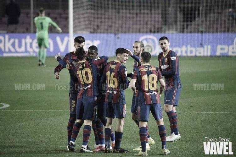 El Barça encadena 9 victorias ligueras fuera de casa