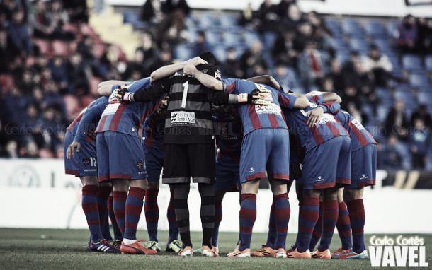 Córdoba vs Levante en vivo y en directo online