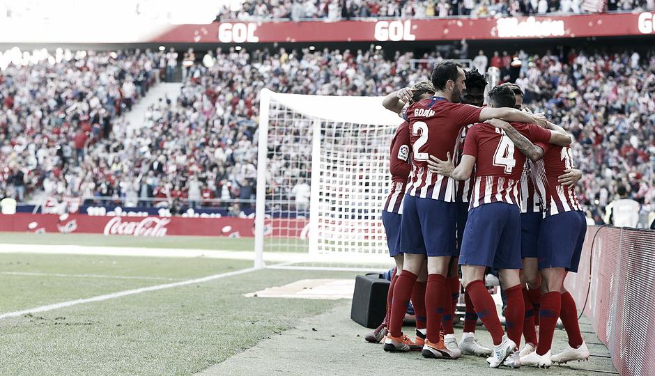 Puntuaciones Atlético Madrid vs Betis: un golazo de Correa da los tres puntos a los de Simeone