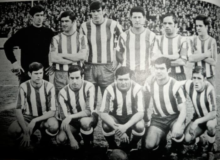 Andoni Sarasola: el gran fichaje del Alavés de hace 50 años