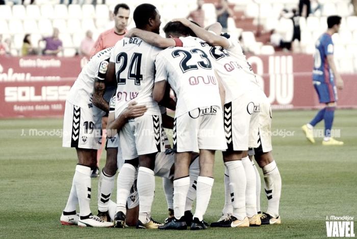 Albacete Balompié - Lorca FC: cuentas pendientes